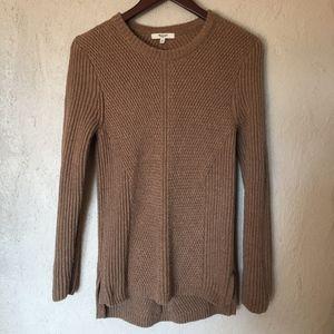 Madewell Hexcomb Texture Sweater